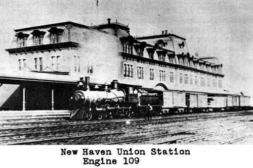 Railroad Extra A Brief History Lines West The New York New Haven